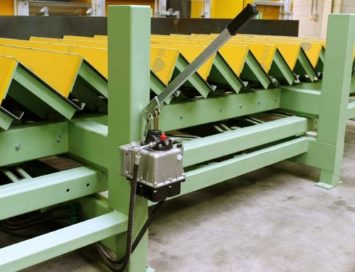 Horizontal staircase mould for sale
